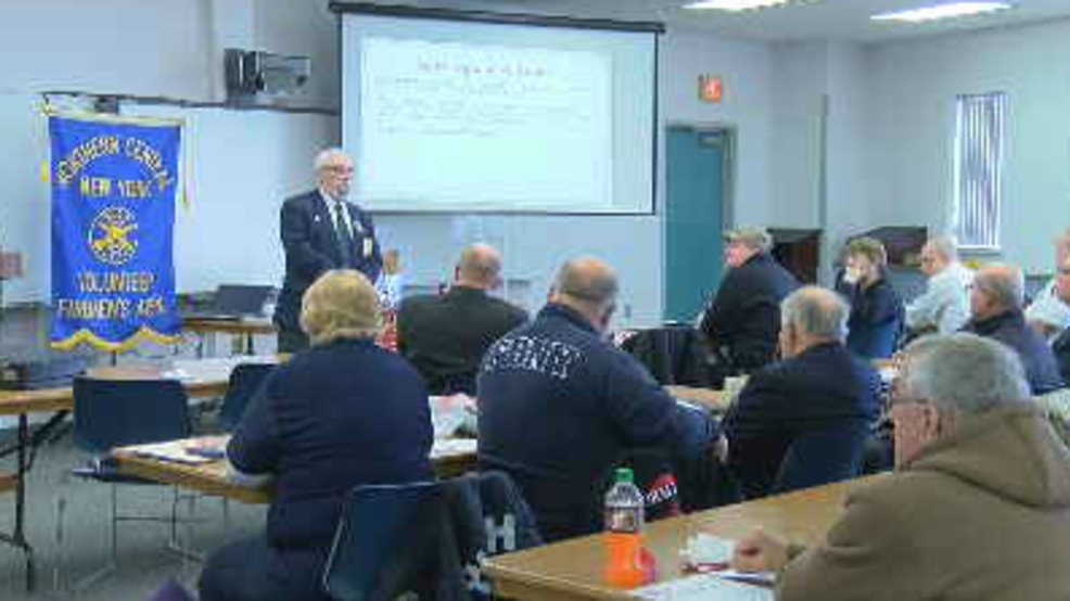 Volunteer firefighters fight for law change for emergency medical calls