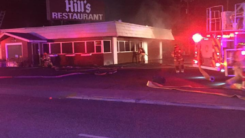 Investigan causa de incendio en popular restaurante de Kennewick