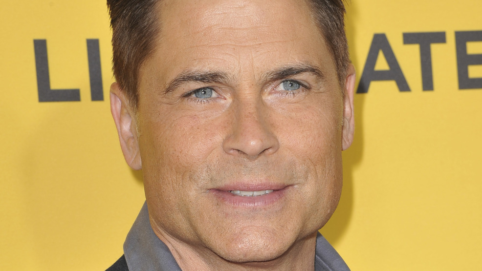 "Rob Lowe: ""I've communicated with a ghost"""