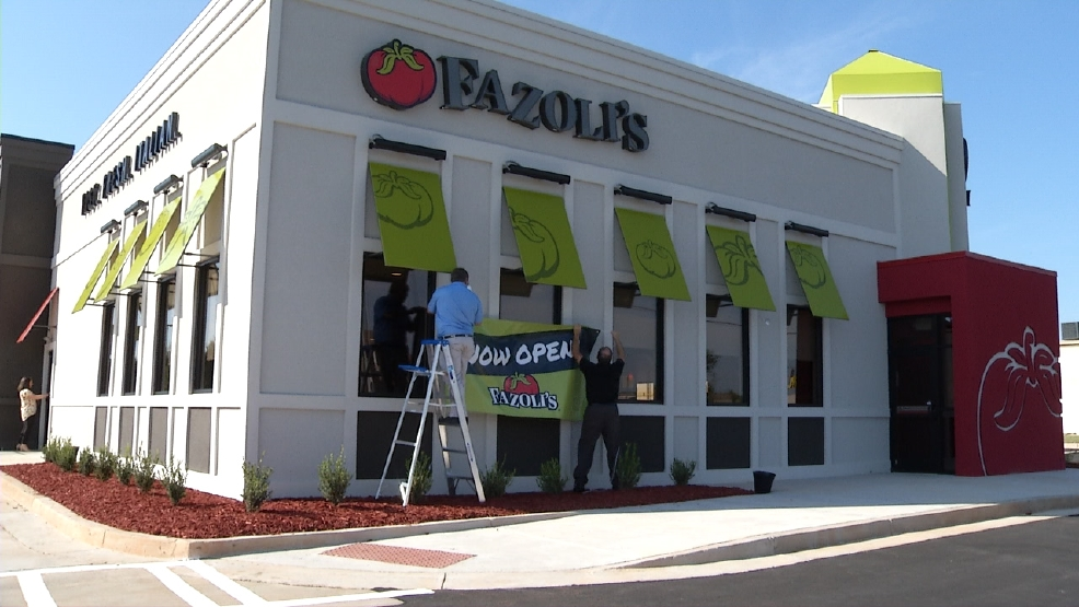 Discounts average $5 off with a Fazoli's promo code or coupon. 13 Fazoli's coupons now on RetailMeNot.