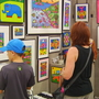 Sculpture, painting and more at the Asheville Fine Art Show