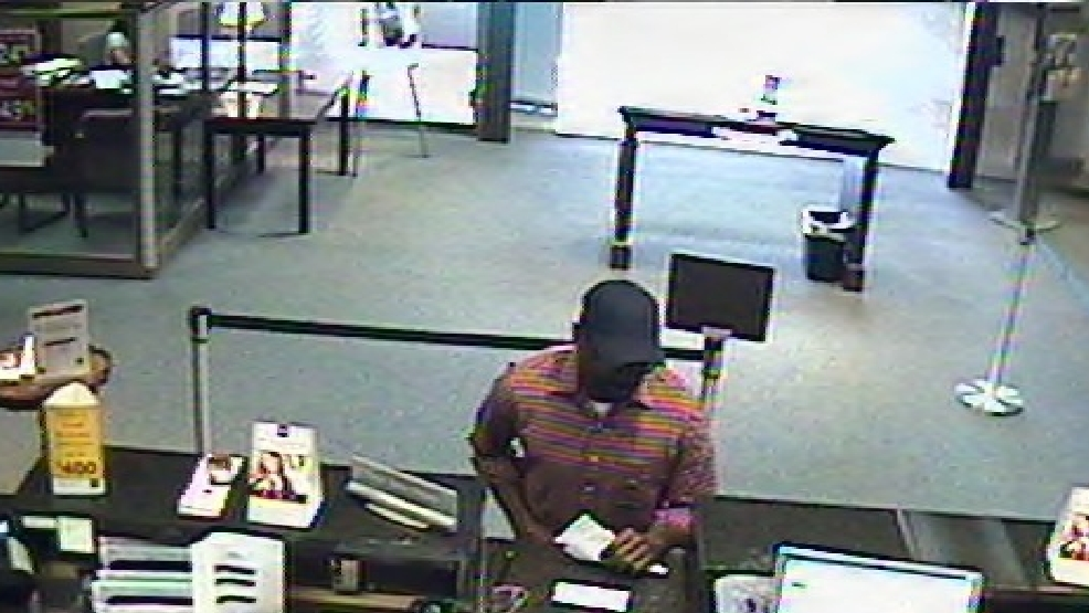 Downtown Bank Robbed
