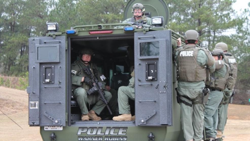 Swat Teams Vital Part Of Law Enforcement Wgxa