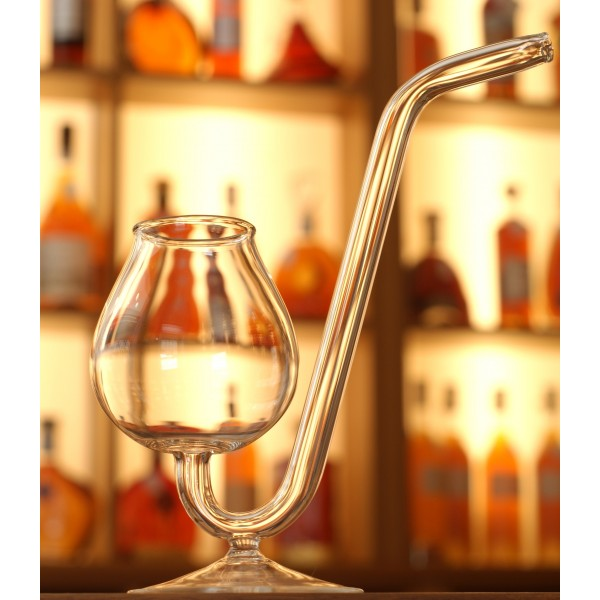 Cognac pipe (Photo courtesy of Bourbon Steak DC)<p></p>