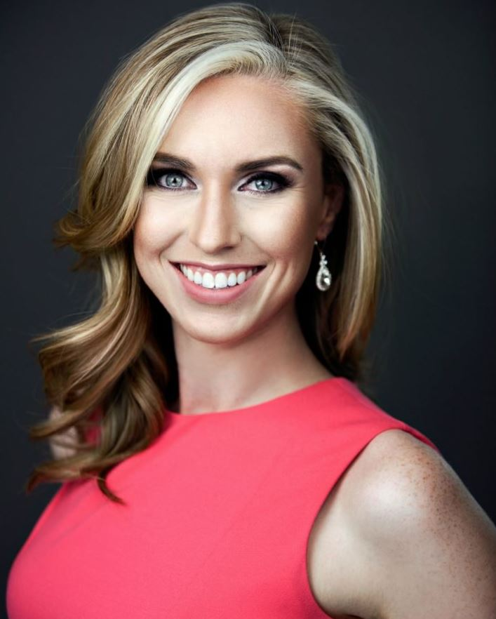 Miracle Maker Award, Lindsey Lloyd (Photo: Miss Utah Org. Twitter @MissUtahOrg)