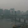 Portland has the worst air quality in the country