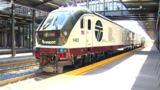 Million-dollar locomotive revealed at Seattle's King Street Station
