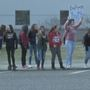 Kennewick High School students walk out in protest