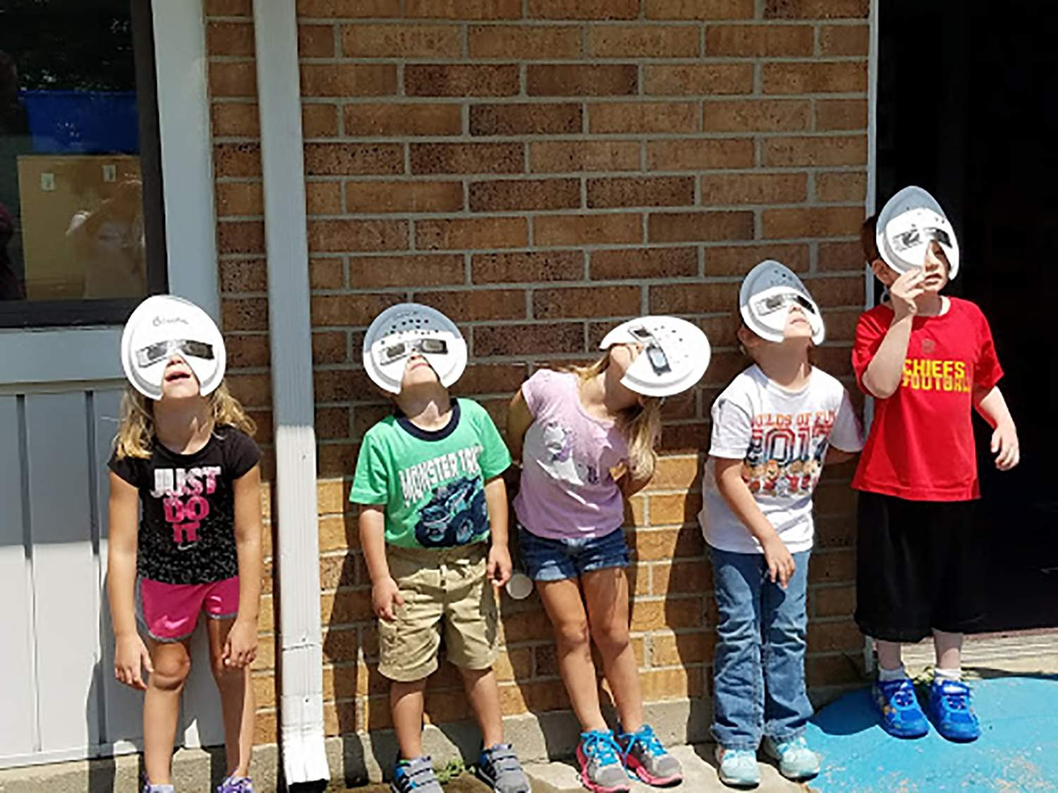 Students at the Fort Osage Early Childhood Center. [Photo courtesy of Fort Osage School District]