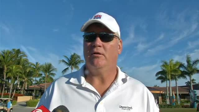 1 on 1 with Dolphins' Alum Jeff Dellenbach