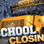 Schools in Maryland close early for afternoon snow