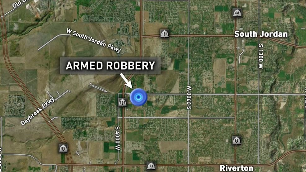 South Jordan Jamba Juice robbed at gunpoint KUTV