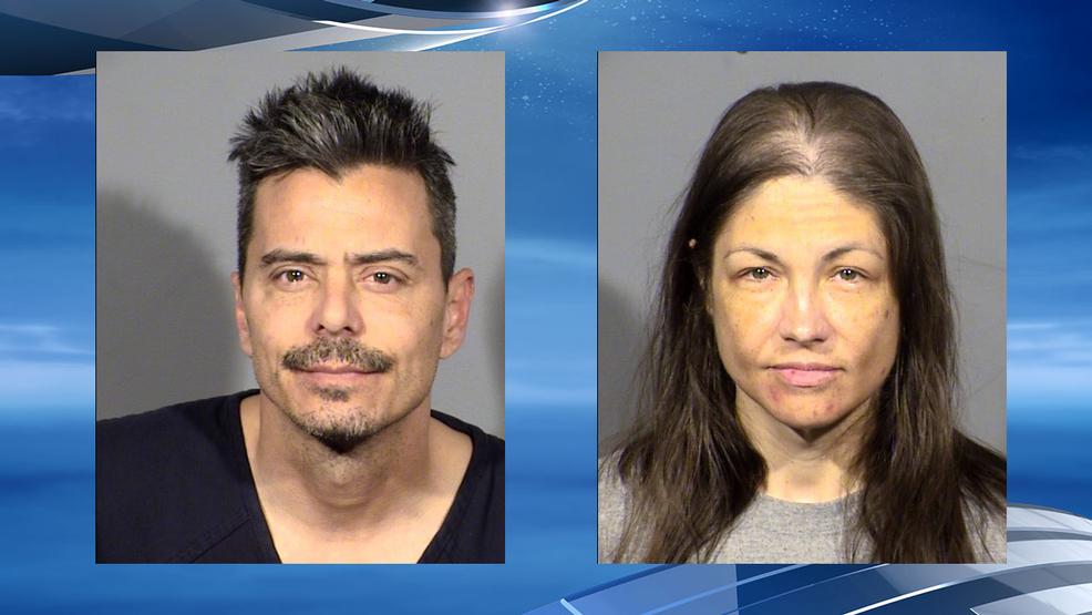 Psychologist, patient arrested in Nevada after leaving Arkansas