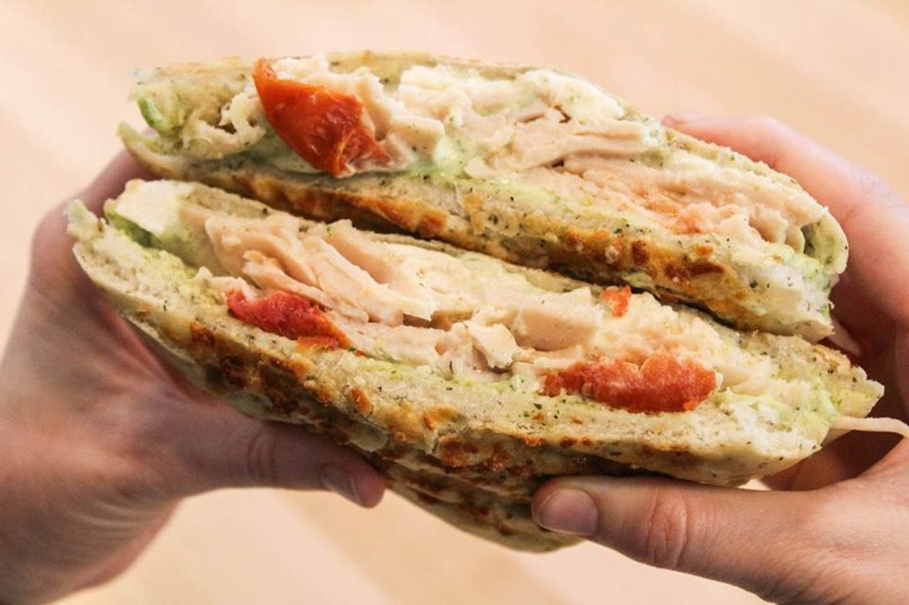 A deli sandwich from Butler's Pantry{ }/ Image courtesy of RiverCenter Entertainment // Published: 6.20.19