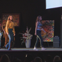"Models ""Rock the Runway"" in Henrietta"