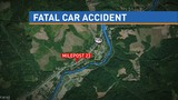 Police: Eugene woman dies in Hwy 126W crash, driver sustains serious injuries
