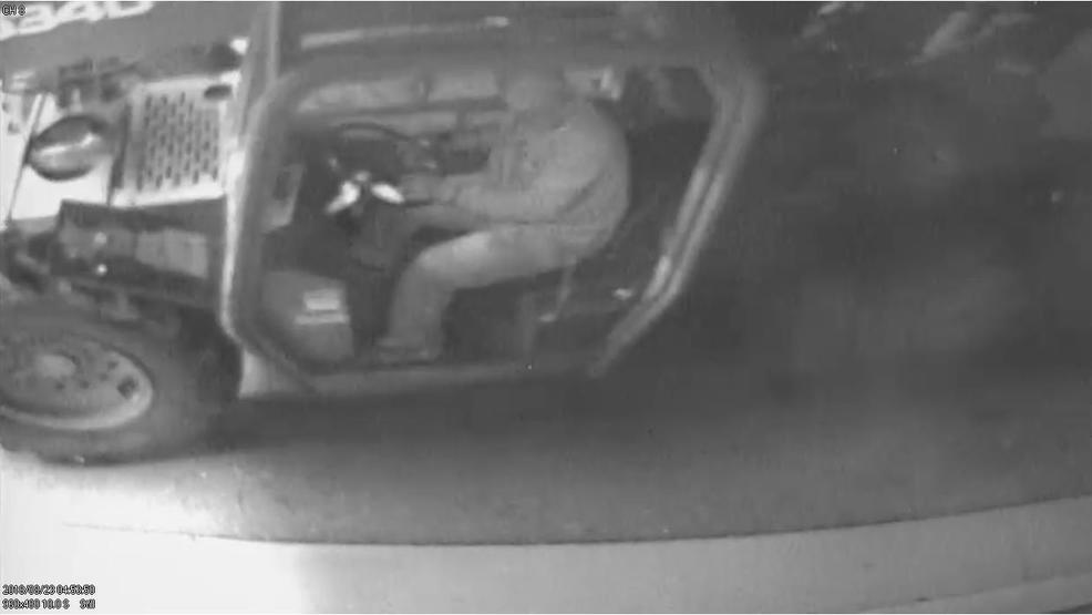 Police: Thief uses forklift to steal ATM from Hot Springs