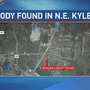 Body found in Northeast Kyle
