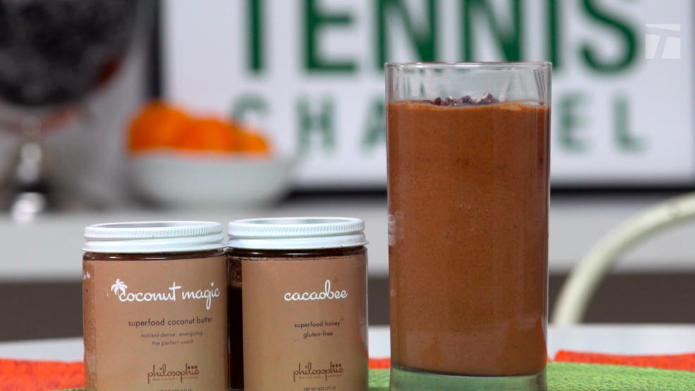 1 Minute Clinic: Cacao Magic Morning Tonic