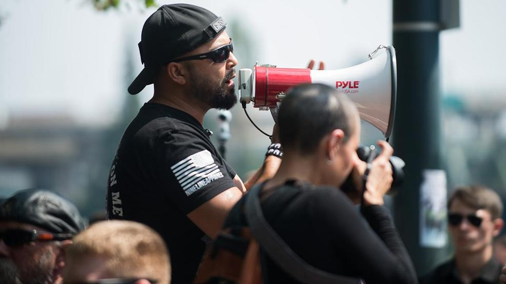 Portland police to hold listening session on text messages sent to Patriot Prayer leader