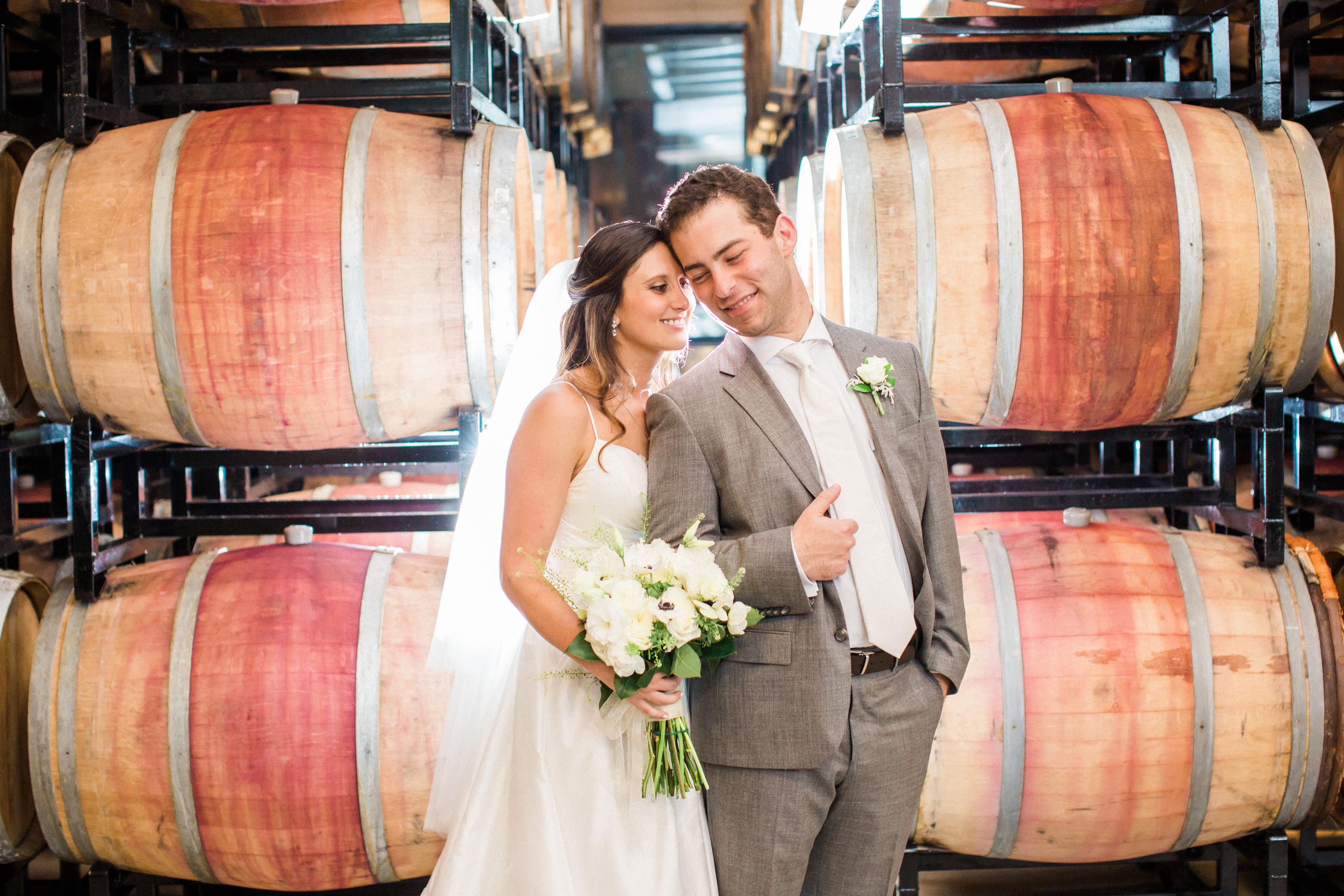 Meet Melissa and Alex Korobkin! (Image: Birds of a Feather Photography/{ }http://birdsofafeatherphotos.com){ }