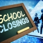Schools close Friday for snowy weather