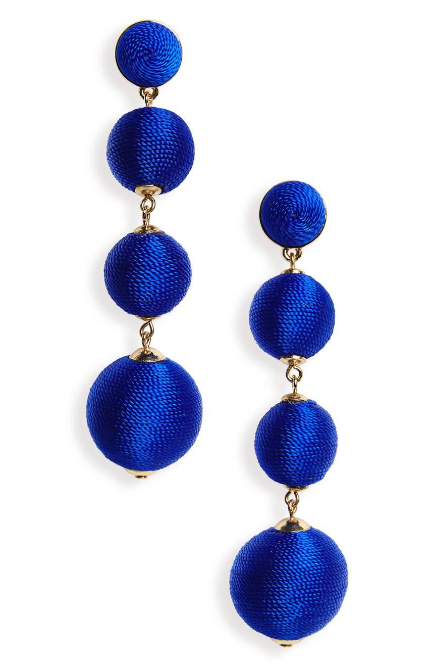 Baublebar Criselda Ball Shoulder Duster // Price: $48 // (Nordstrom)<p></p>