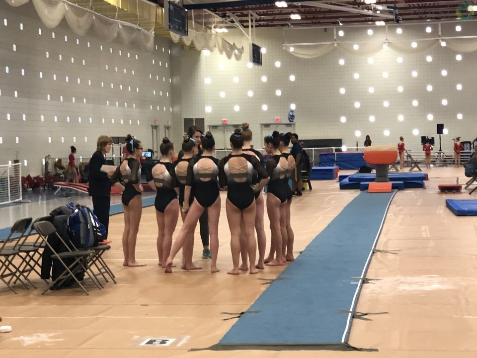 Now that disgraced former doctor Larry Nassar has been criminally sentenced, the gymnastics community is looking to move the sport back in a positive direction. (Photo Credit: Jasmyn Durham){ }