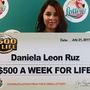Florida teen wins lottery scratch-off ticket, gets weekly salary for life!