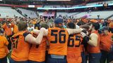 GALLERY: Syracuse University upsets #2 Clemson