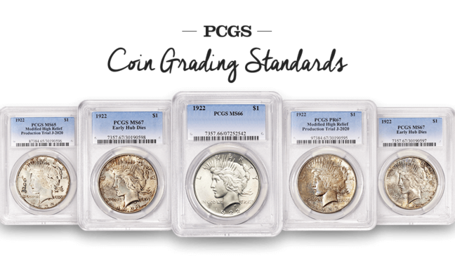 What Are Graded Coins and Who Exactly Grades Them?