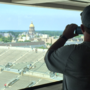 Notre Dame fans get a look at stadium renovations during 'New & Gold game'