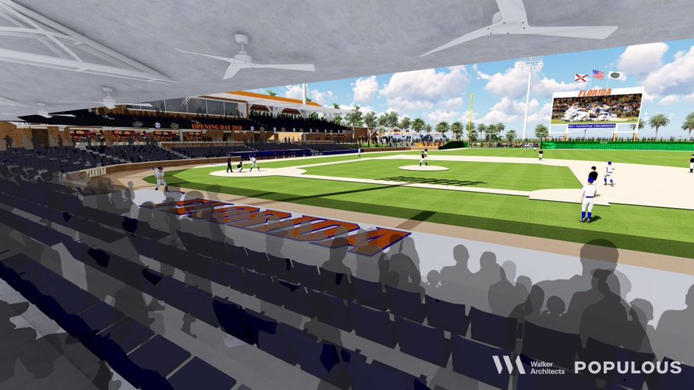 Uf Announces New Football Training Complex And New