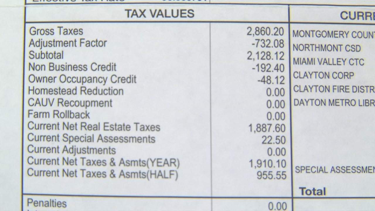 Error causes thousands of Montgomery County residents to get unexpected tax bill (WKEF/WRGT)
