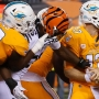 Nugent, A.J. Green and defense help Bengals down Dolphins