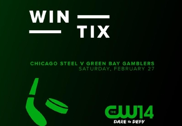 CW 14 Contest: Gamblers Tix For Feb 27