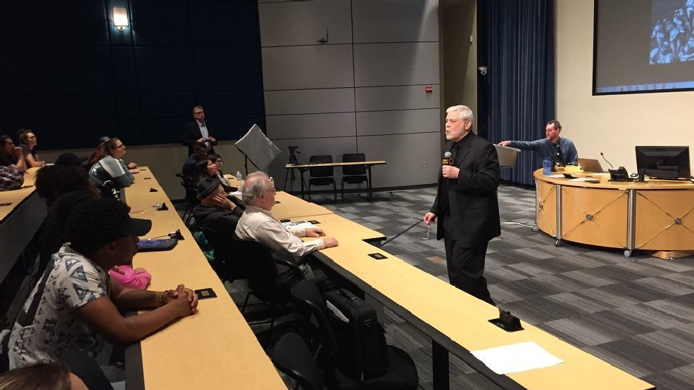 New York Times best-selling human rights author visits MCC ...