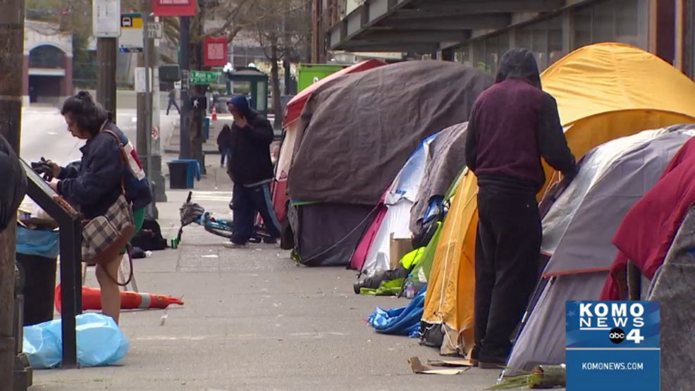 Irony of Seattle's homeless problems impacting immigrants, women