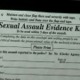 Area law enforcement battles massive rape kit testing backlog