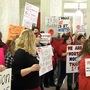 Teachers fight against PEIA increases