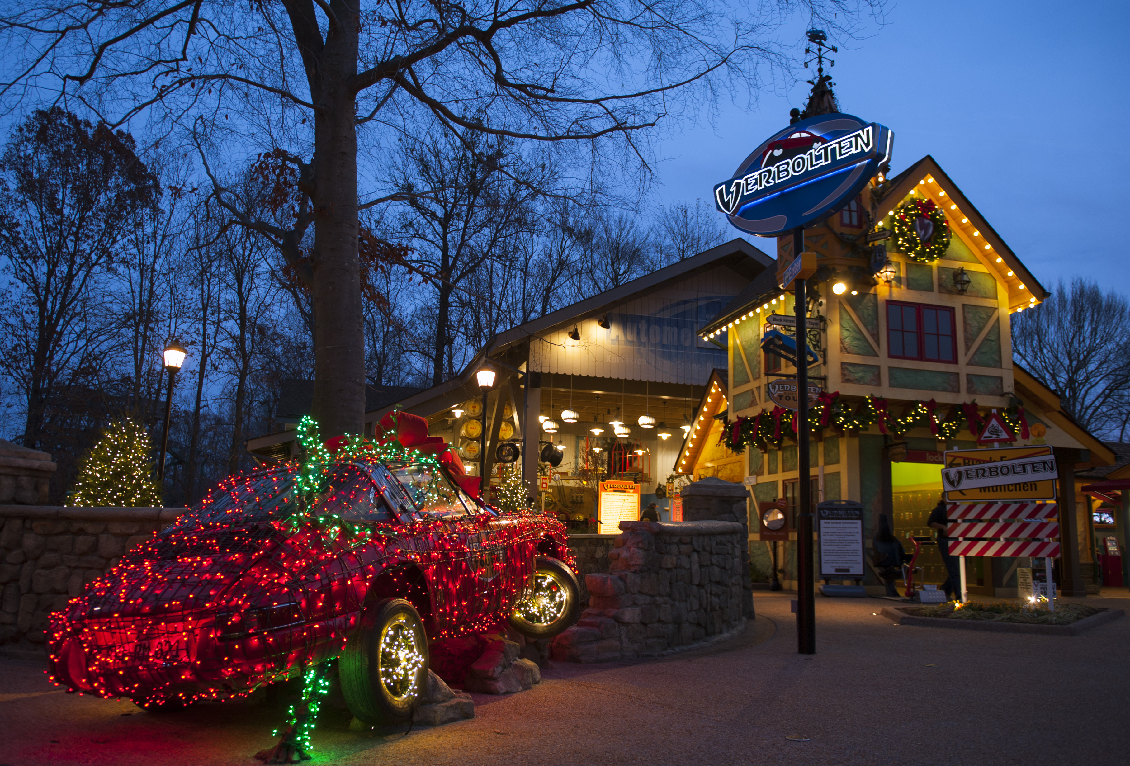 Monday is the last day to buy 15 tickets to busch gardens - Busch gardens christmas town prices ...