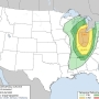 Potentially severe weather to impact Ohio, Michigan Friday night