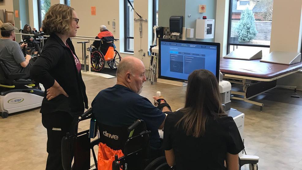 Mercy Rehabilitation Hospital treating brain injuries with Al-Powered Robots