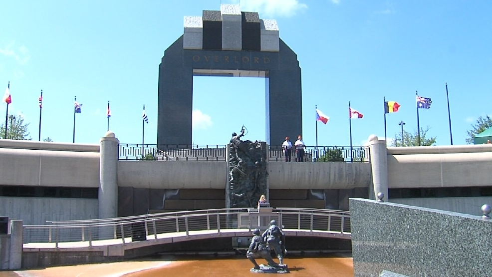Remembering Their Sacrifice The National D Day Memorial