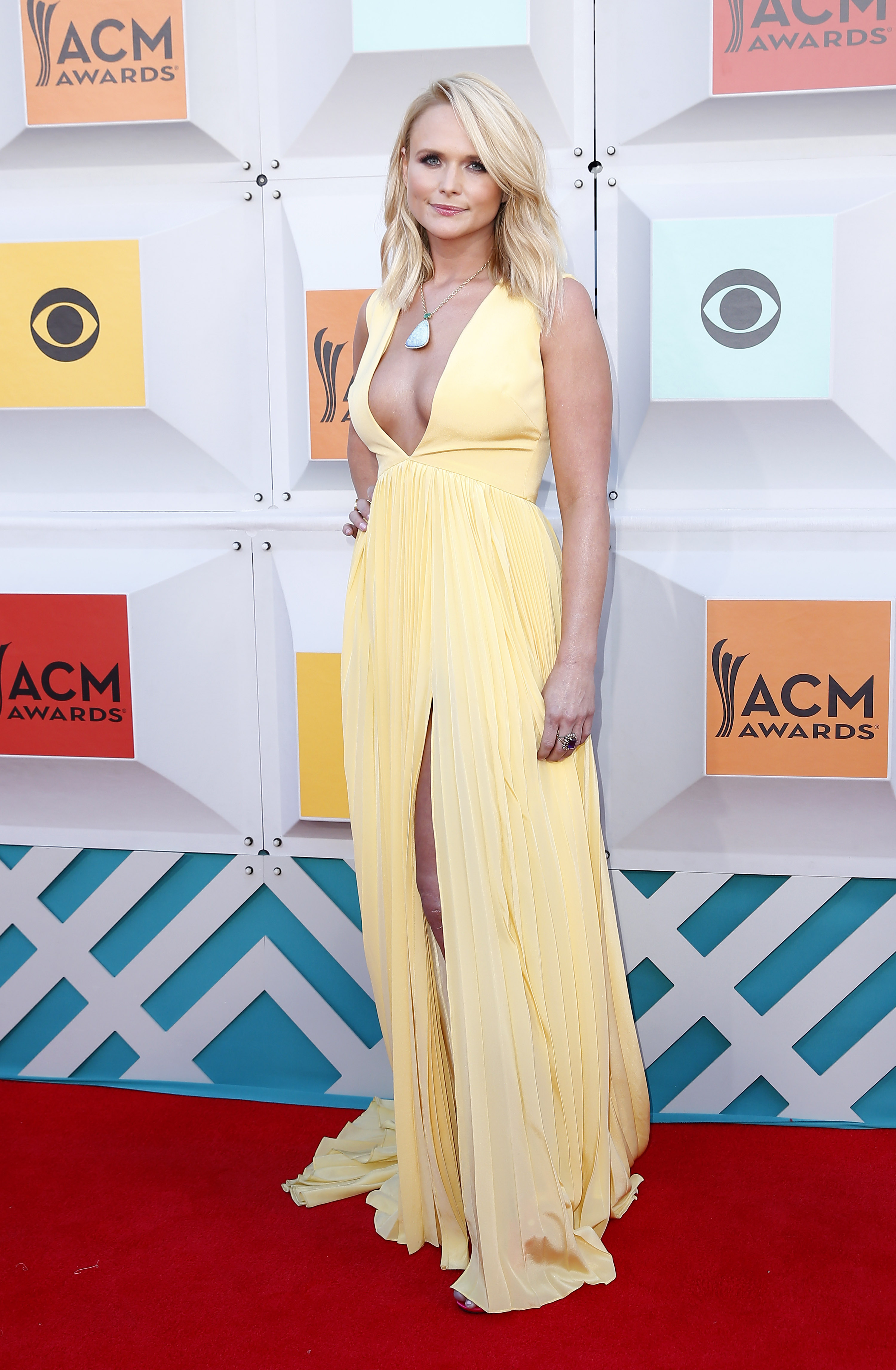 The 51st Academy of Country Music Awards Red Carpet Arrivals at MGM Grand Garden ArenaFeaturing: Miranda LambertWhere: Las Vegas, Nevada, United StatesWhen: 04 Apr 2016Credit: Judy Eddy/WENN.com