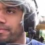 Russell Wilson wins Halloween with Pete Carroll costume