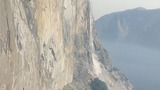 Climber witnesses another rock fall in Yosemite Monday