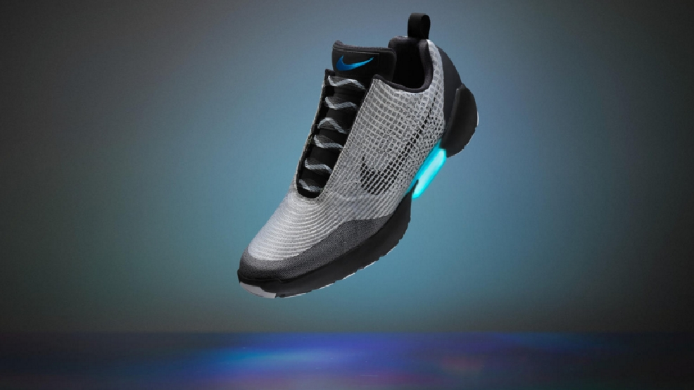 Nike To Release Self Lacing Sneakers Later This Year