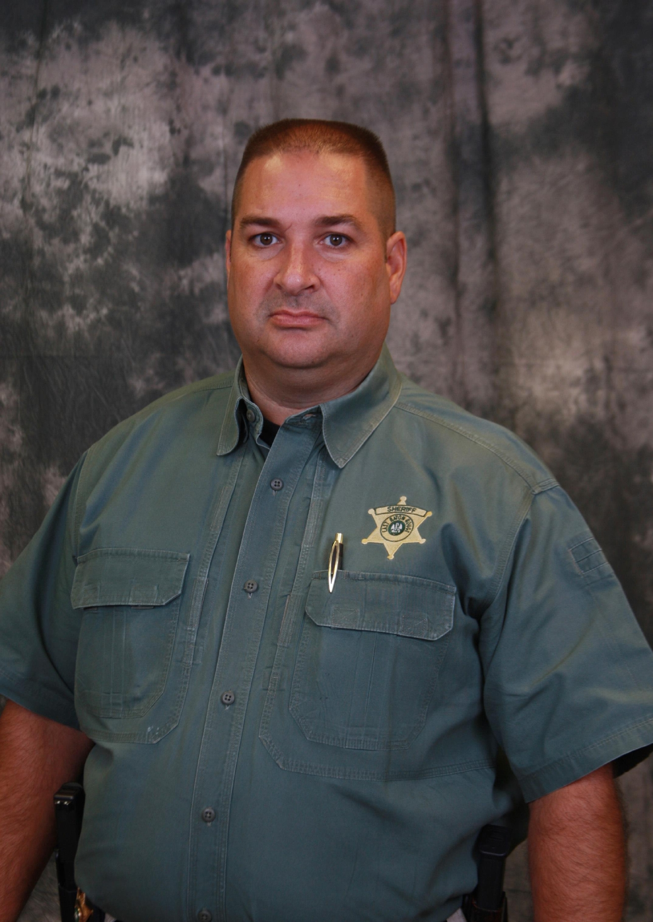 This undated photo made available by the East Baton Rouge Sheriff's Office shows deputy Brad Garafola. Garafola and at least two other Baton Rouge law enforcement officers investigating a report of a man with an assault rifle were killed Sunday, July 17, 2016, less than two weeks after a black man was fatally shot by police here in a confrontation that sparked nightly protests that reverberated nationwide. (East Baton Rouge Sheriff's Office via AP)