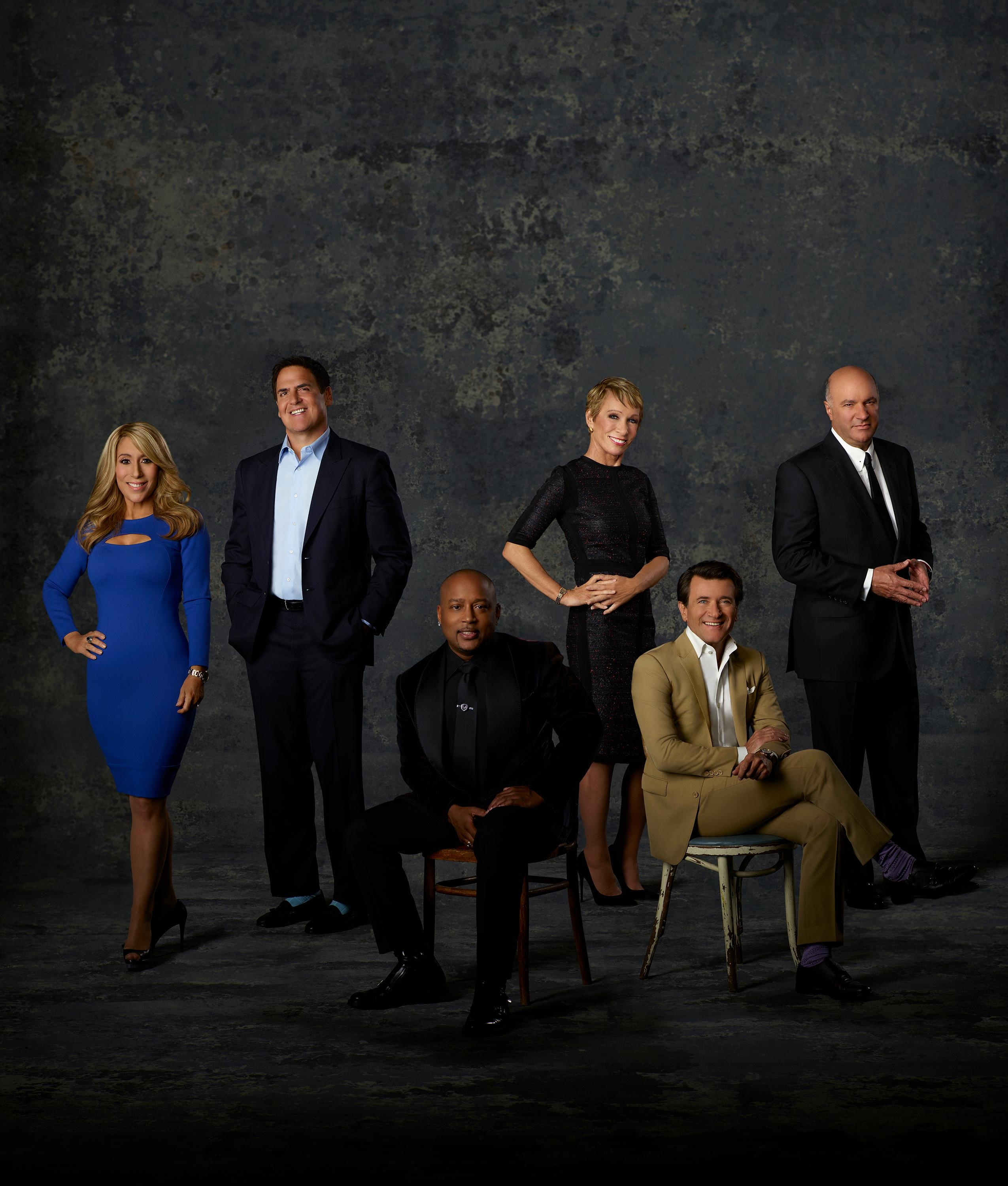 Shark Tank will be rolling into town to host an open casting call on Tuesday June 5 at Studio Xfinity.  (Image: ABC/Bob D'Amico)